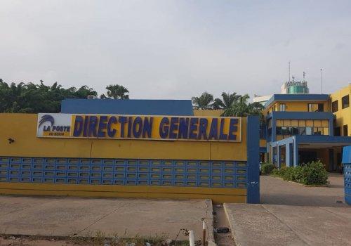 Février 2019 - Bénin - La Poste